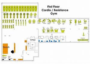 Oakley Fitness Gym Plan