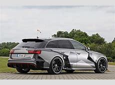 Audi R6 Avant by Schmidt Revolution Tuning Panoramauto