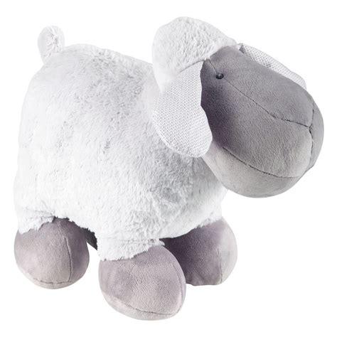 mouton maison du monde peluche mouton mauve pompon maisons du monde