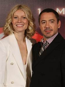 Gwyneth Paltrow and Robert Downey Jr. Photos Photos ...
