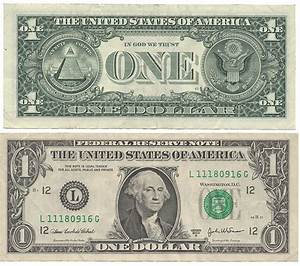 Best Photos of 1 Dollar Bill Front - Us One Dollar Bill ...