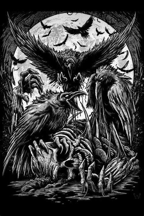 Best Raven Images Pinterest