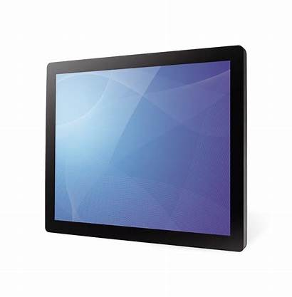 Monitor Industrial Display Transparent Glass Advantech Touch