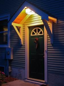 Side Door Overhang