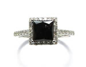 black wedding rings with diamonds black rings ring diamantbilds
