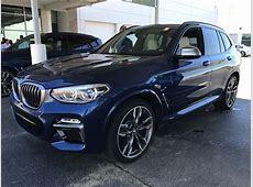 First Look New G01 BMW X3 Walkaround Video