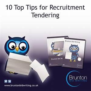 10 Top Tips for Recruitment Tendering