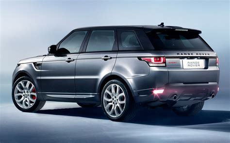 land rover range rover sport prices specs  information