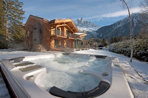ultimate luxury chalets presents the ski resort of