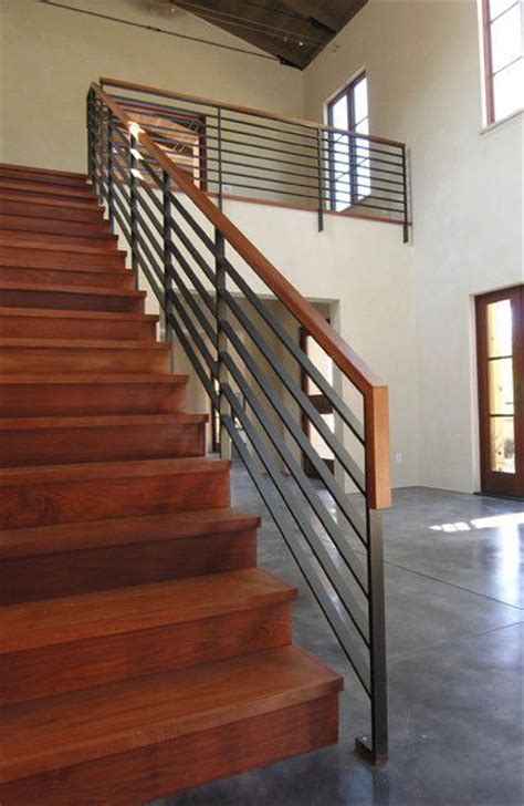 wooden banister designs best 25 modern stair railing ideas on modern