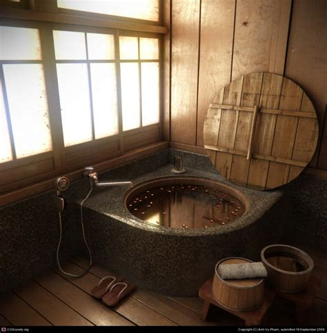 japanese style bathroom designs theydesignnet