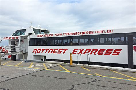 Rottnest Express B Shed by A Guide To Rottnest Island In Winter Quokkas And