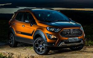 2018 Ford Ecosport Storm  Br