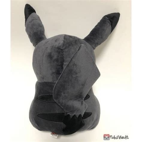 pokemon center thunderbolt project black pikachu large
