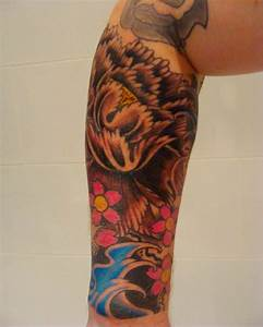 Japanese Sleeve Tattoos | Awesome traditional japanese ...