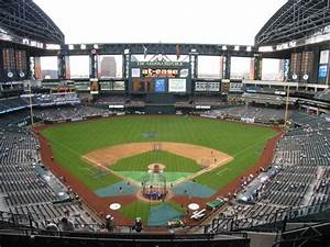 Chase Field | Central Phoenix | Bars and Clubs | Music ...