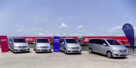 620 Mercedes-Benz Vans Ordered by Avis Budget Group ...