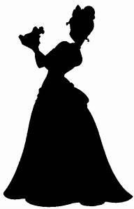 the princess and the frog silhouette - Tiana and prince ...