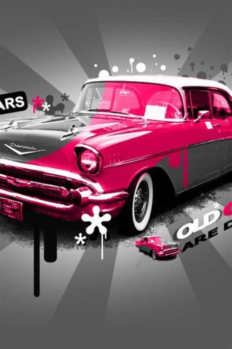 free the pink car iphone hd wallpaper iphone壁紙ギャラリー