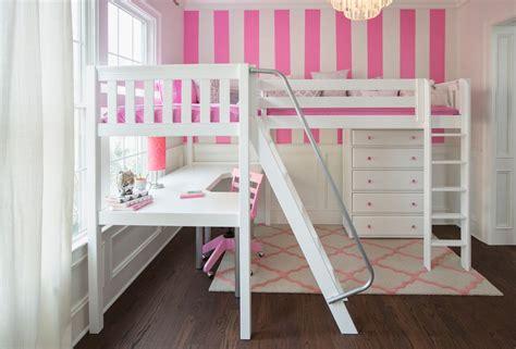 bedroom exciting full size loft bed  desk  inspiring bedroom furniture ideas