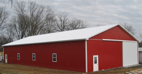 Equipment Shed in Ijamsville, MD   SK Construction