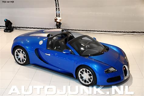 Bugatti Veyron Supersport World Record Edition Foto's