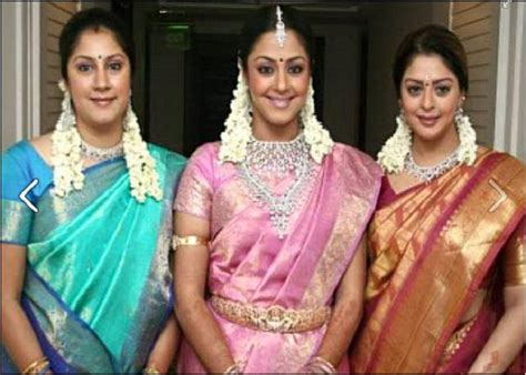 actress nagma and jyothika real life sisters who have sizzled in tollywood