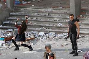 Avengers: Age of Ultron - Set Pics - The Avengers: Age of ...