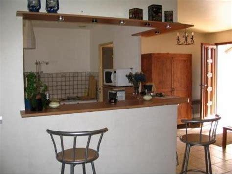 cuisine alinea comptoir separation cuisine salon cuisine en image