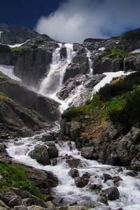 Poland Waterfalls