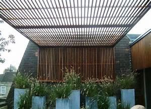 les 129 meilleures images du tableau garden With ordinary amenagement terrasse exterieure design 5 20 idees pour la pergola design sur le toit