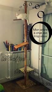 Arbre à Chat Fait Maison : arbre a chat tuto ~ Melissatoandfro.com Idées de Décoration