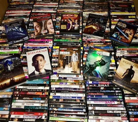 collection lot of 50 assorted dvd a list titles best dvd variety ebay