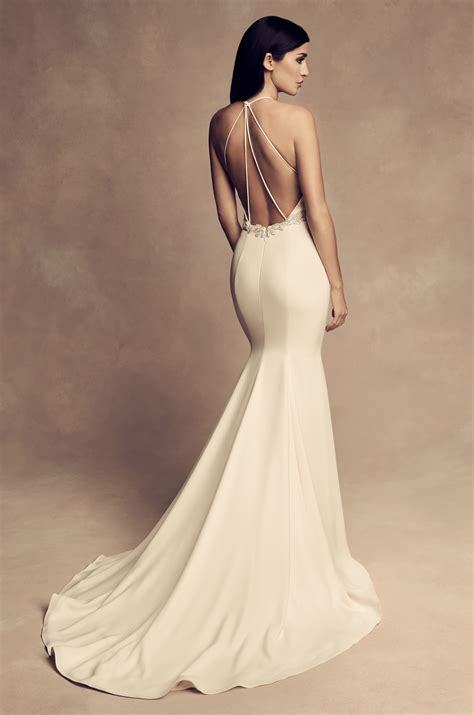 Elegant Open Back Wedding Dress Style 4809 Paloma Blanca