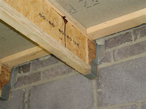 Engineered Floor Joists Uk by Floor Joist Hangers Www Pixshark Images Galleries