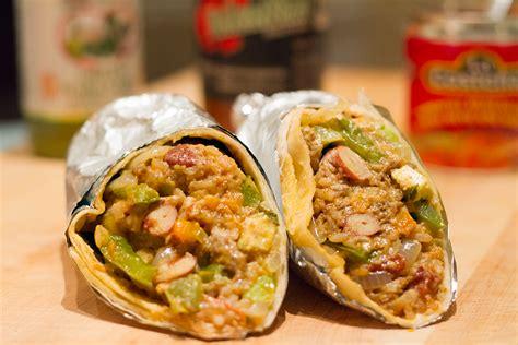 cuisiner viande recette de burritos au boeuf selon mathilde