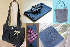 Que Faire Avec Des Vieux Jeans : recyclez vos vieux jeans blog de petit citron blog de petit citron ~ Melissatoandfro.com Idées de Décoration