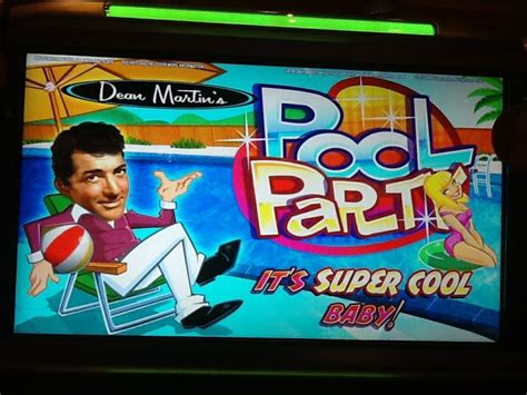 dean martins pool party penny slot machine viva las