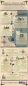A Guide To Medieval Dublin Infographic