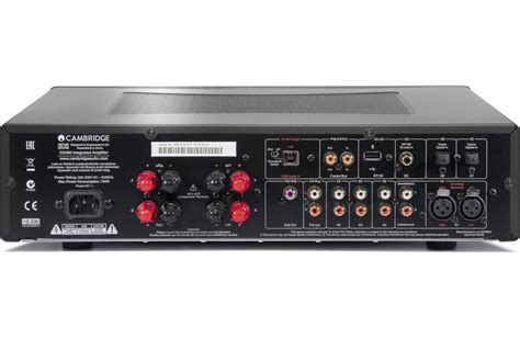 Cambridge Audio CXA80 Integrated Amplifier - Dedicated Audio
