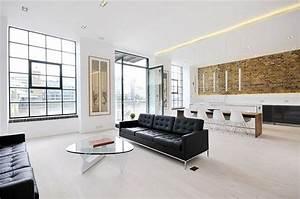 Appartement Contemporain : la d co d 39 un appartement contemporain londres ~ Melissatoandfro.com Idées de Décoration