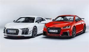 Look Auto : new audi sport performance parts for r8 and tt look phenomenal ~ Gottalentnigeria.com Avis de Voitures