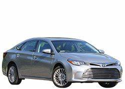 2016 toyota avalon prices msrp invoice holdback for Toyota avalon invoice price