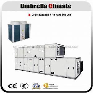 China R22 Dx Direct Expansion Air Handling Unit  Air