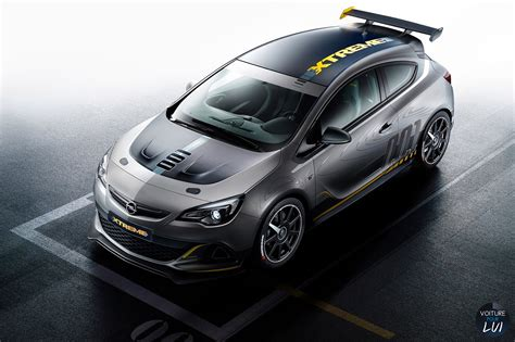 Photo Opel Astra Opc Extreme 2018
