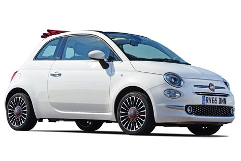 Review Fiat 500c by Fiat 500c Convertible Carbuyer