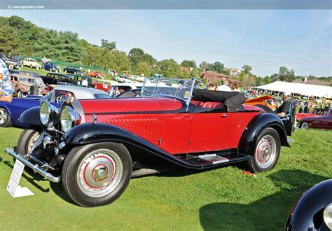 Bugatti Car History by 1930 Bugatti Type 50 Pictures History Value Research
