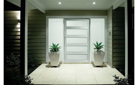 rapid installation aluminium pivot entry door  modern aesthetics doors renovating