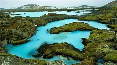 Iceland Lagoon Summer Travel