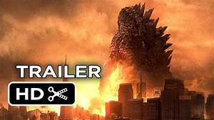 Godzilla Official Trailer #2 (2014) - Bryan Cranston, Ken ...